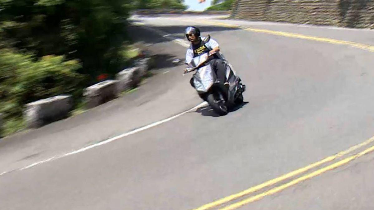 16歲少年無照騎車上山 逆撞重機騎士害命