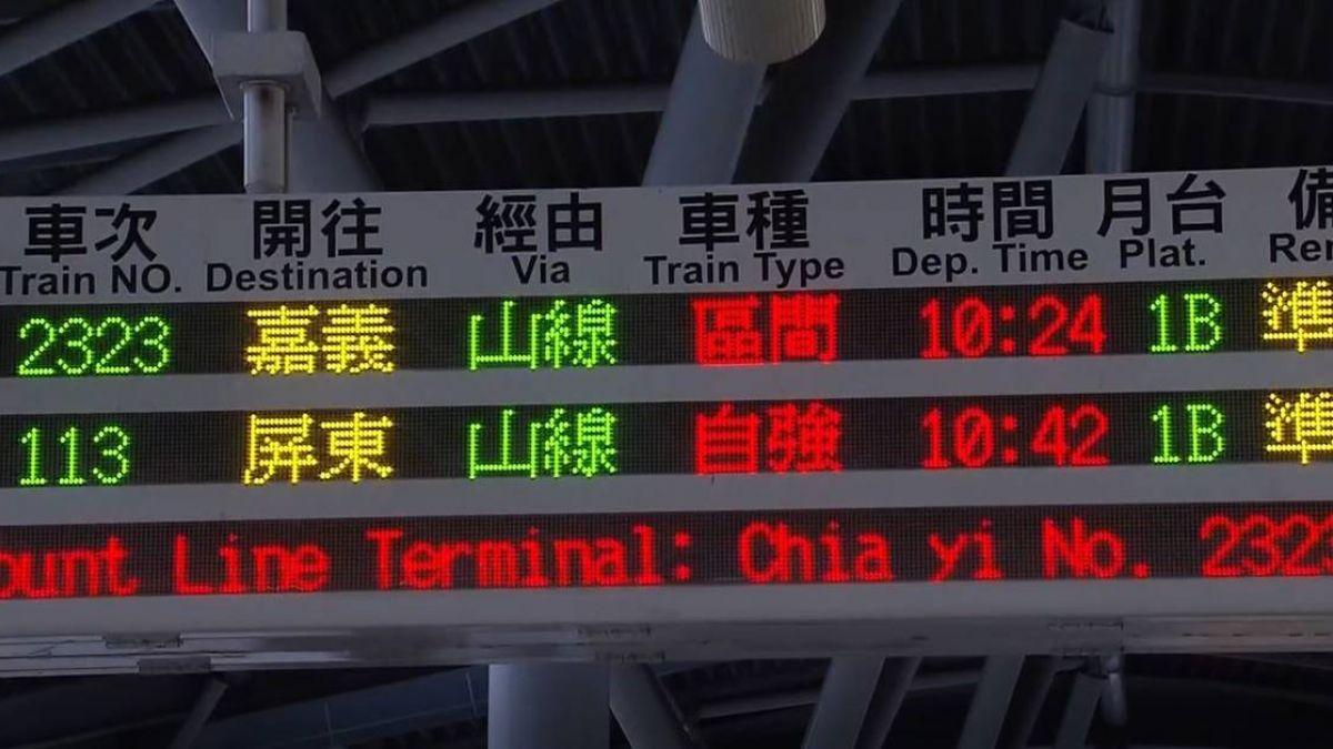 搭火車被驗票不滿 阿伯嗆:大陸都不用驗!
