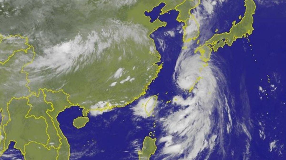 巴比侖侵襲沖繩!班機取消…傳台旅客進避難所過夜