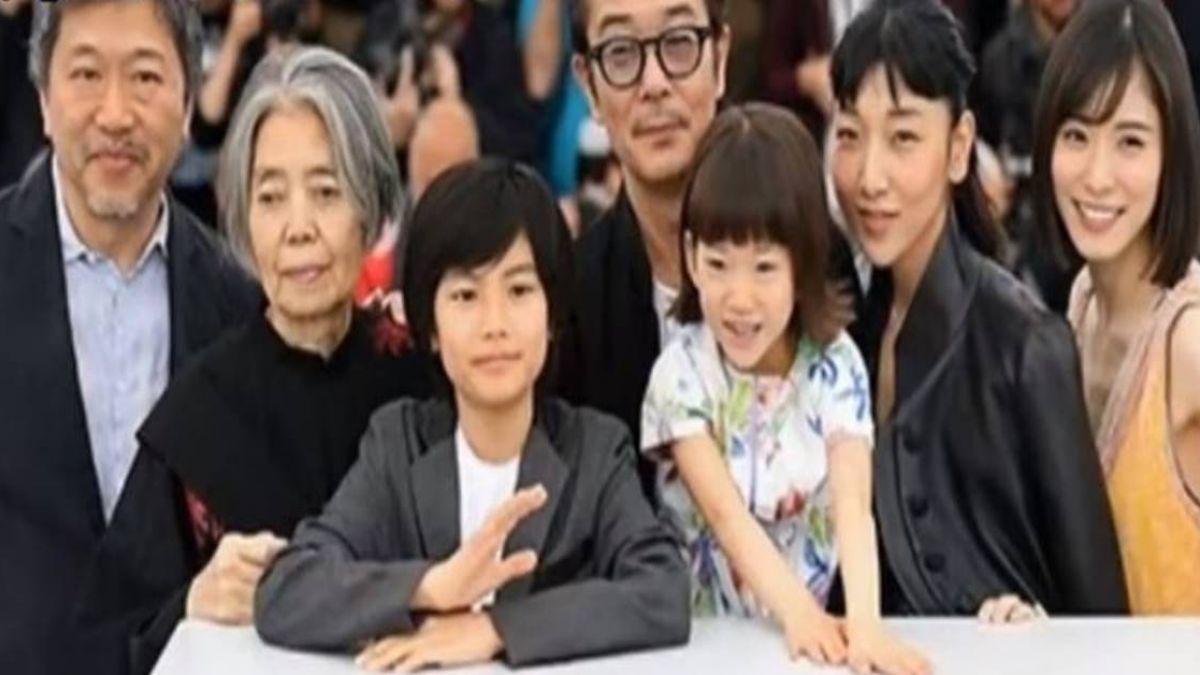 以偷東西維生! 日本新片《小偷家族》獲金棕櫚獎