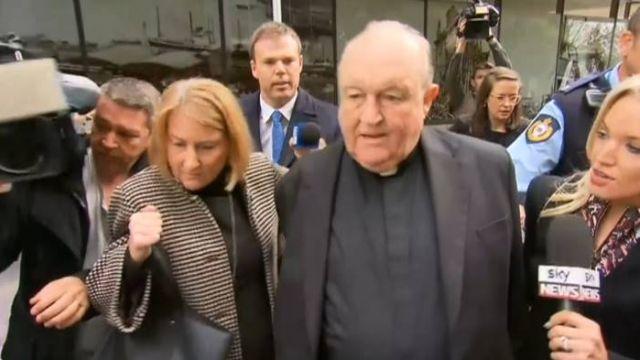 包庇神父性侵孩童 澳洲大主教判刑一年