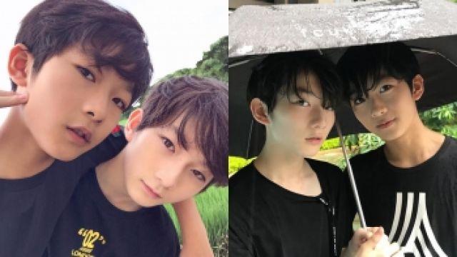 貓系憂鬱氣質…美少年兄弟風靡日韓!竟住在台灣