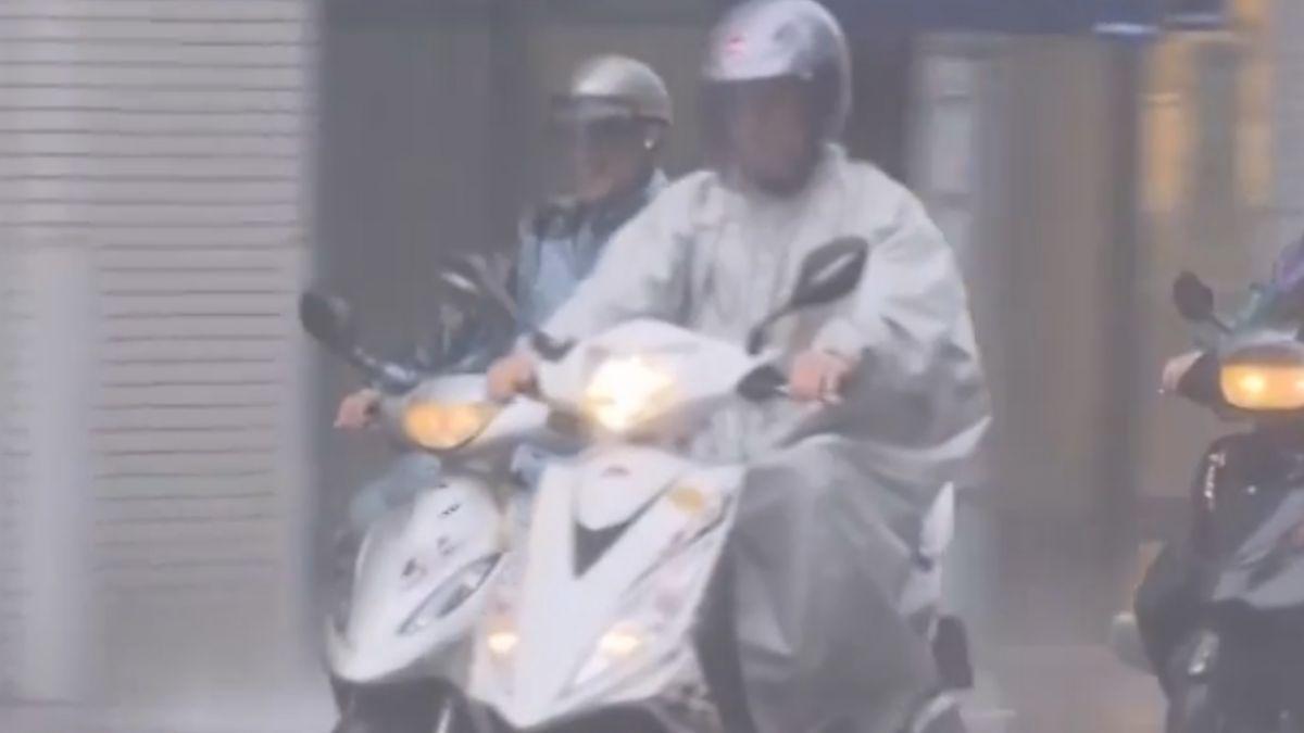 熱帶低壓又生成!氣象局:周四恐增強「瑪莉亞」颱風