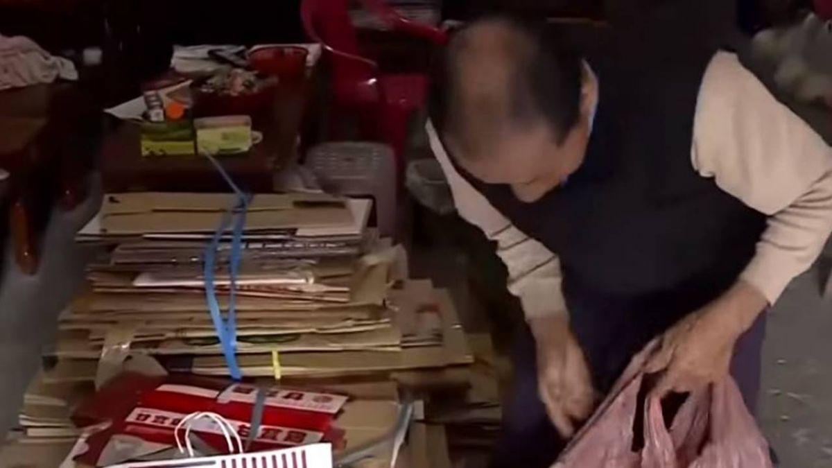 趙文正撿破爛捐4百萬 登富比士行善英雄