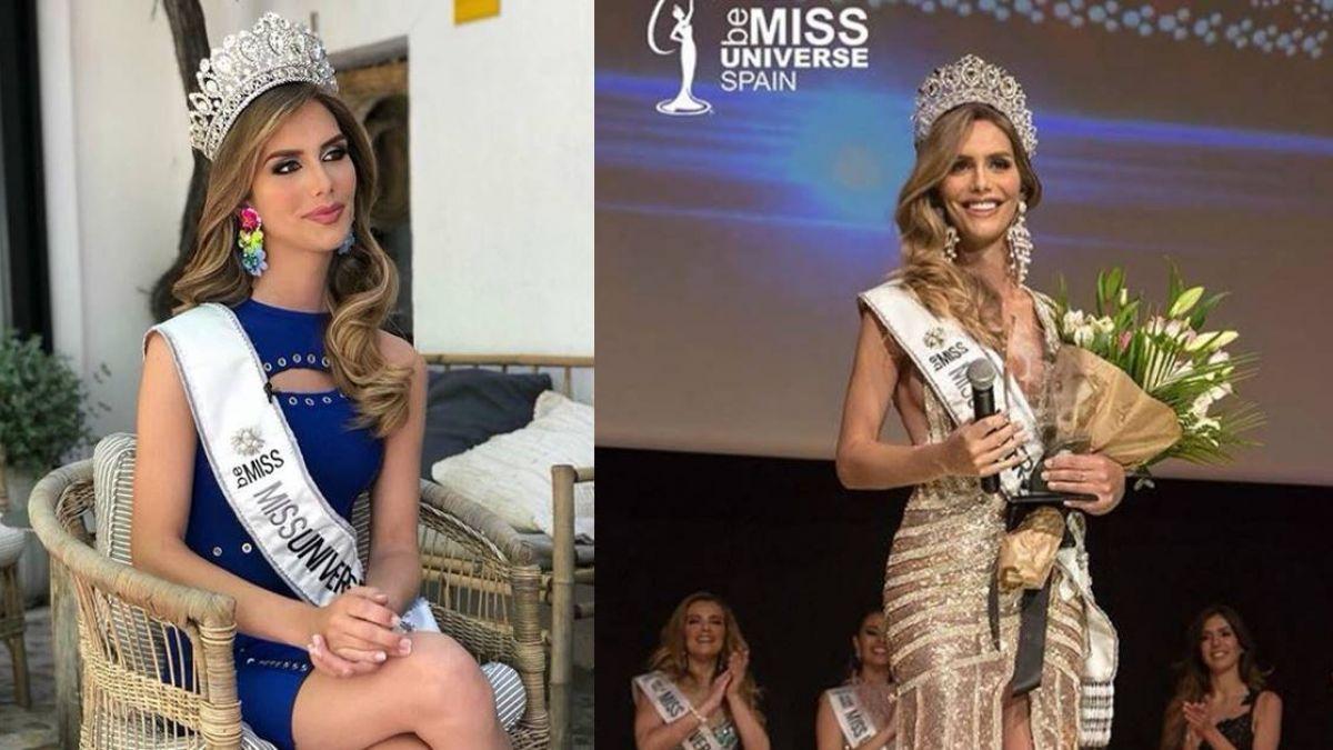 跨性別佳麗奪西班牙小姐 將為國爭光選環姐