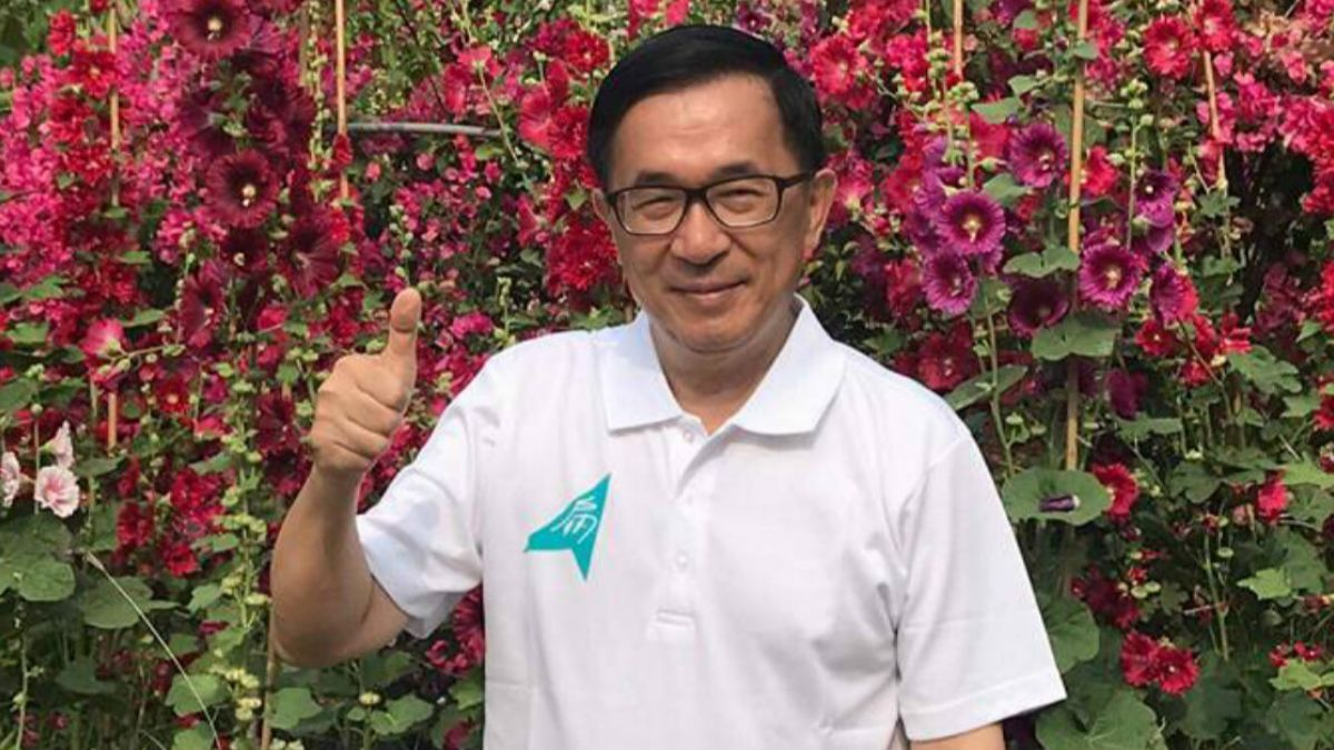 陳師孟約詢扁  扁向張博雅抗議半途換監委