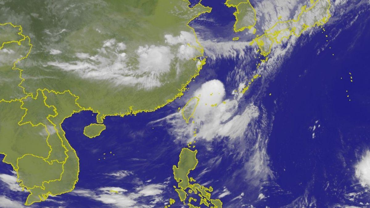 南台灣持續有大雨豪雨 瑪莉亞颱風暫無影響