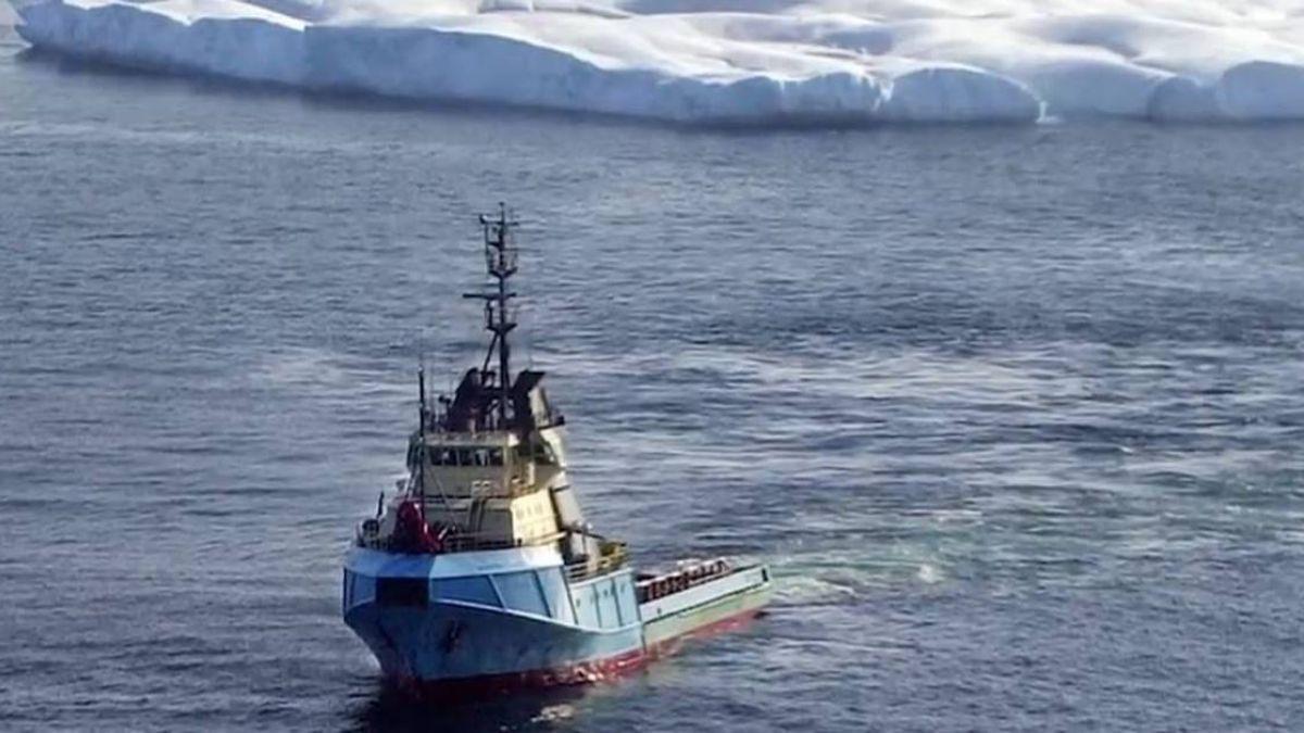 從南極拖冰山取水 阿聯抗旱出新招