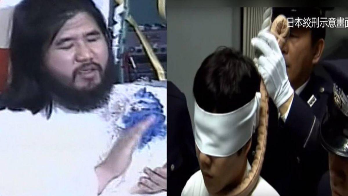 歷經23年傷痛!東京地鐵毒氣殺13死 邪教教主今絞刑