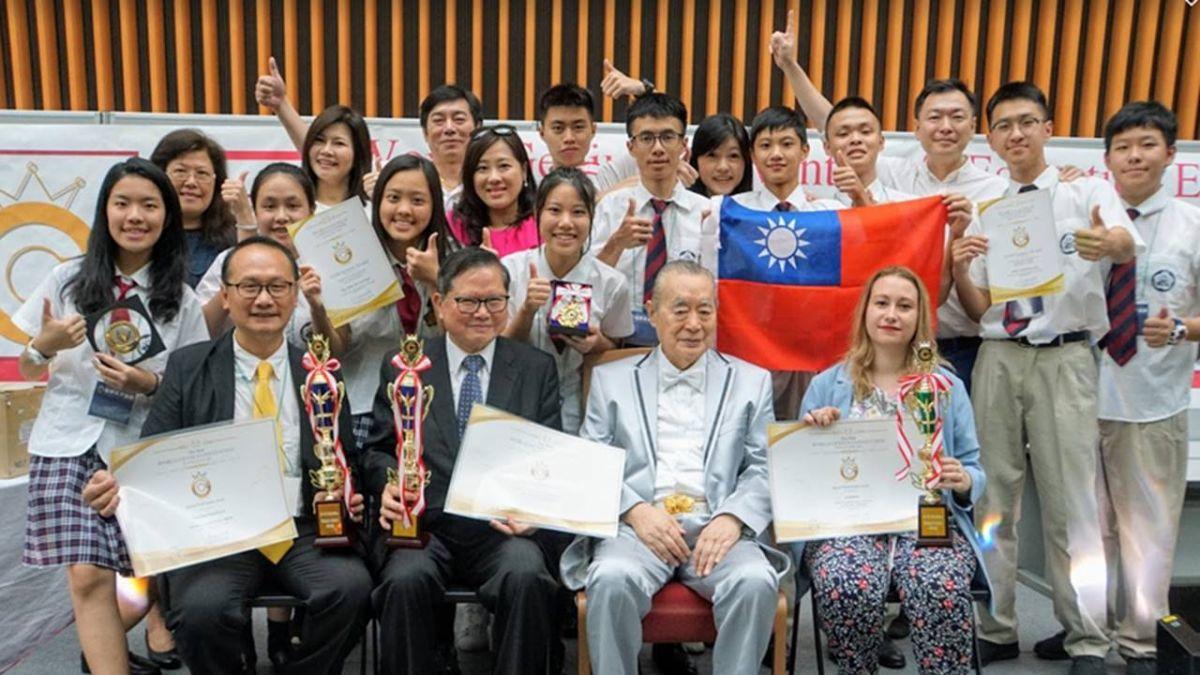 東京發明展  台灣奪22金總成績第一