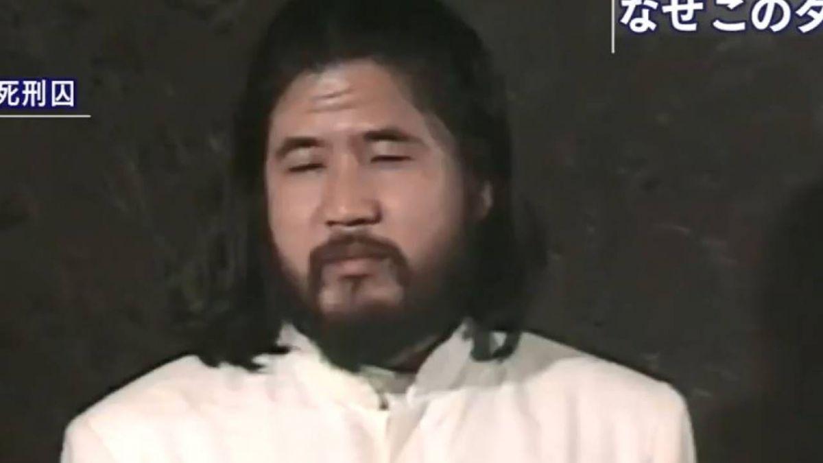 大開鍘!東京毒氣13死6千人傷 麻原等7人伏法