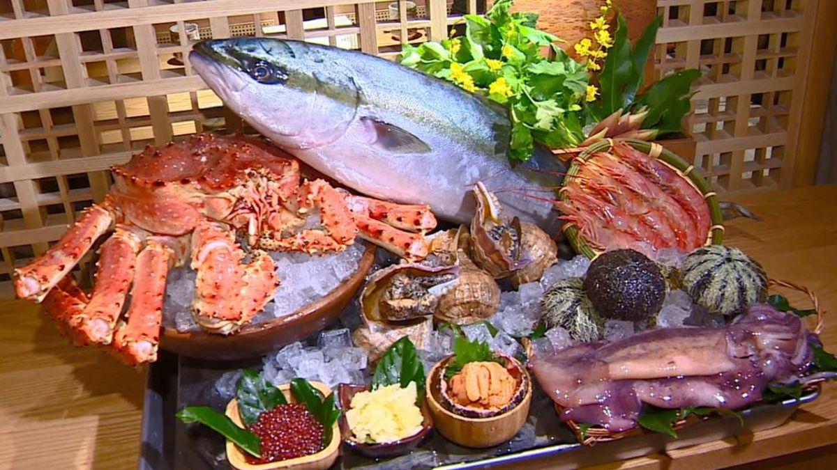 號稱東京必排丼飯店來台 一碗要價近千元