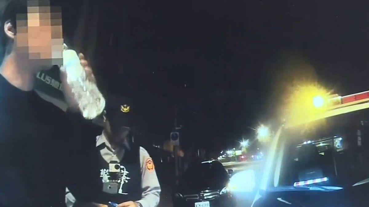 吃檳榔「想漱口再酒測」被警拒!男申訴抗罰成功…1.9萬免罰