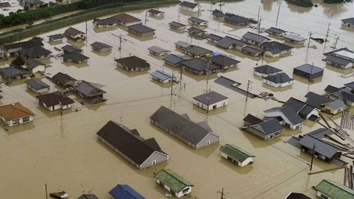 豪雨重創日本 逾112人死亡2萬人撤離