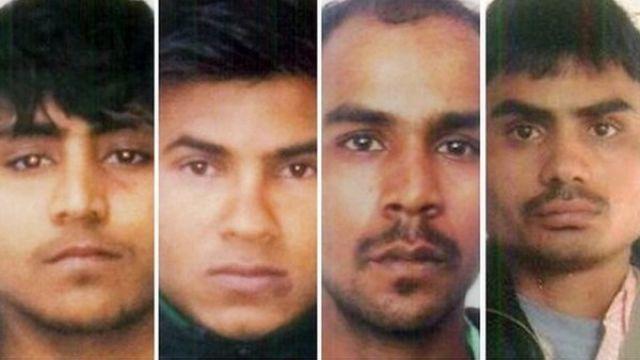 新德里女大生輪暴案3被告 確定執行絞刑