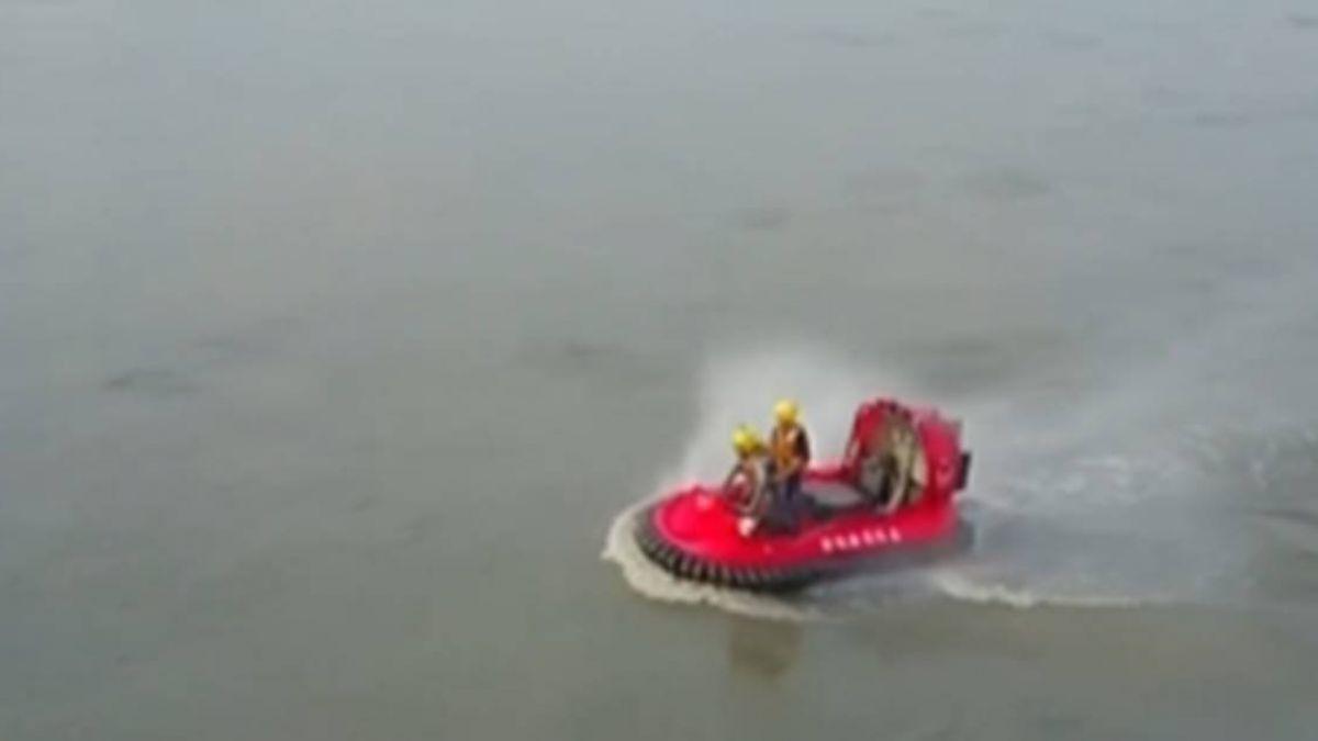 相約溪邊遊玩 國小畢業男童滑落遭溪水沖走