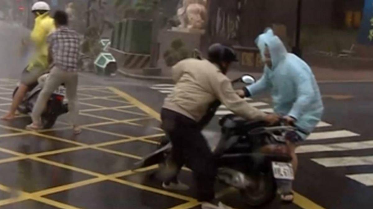 颱風天還是要外送?勞工可行使「退避權」強制休假