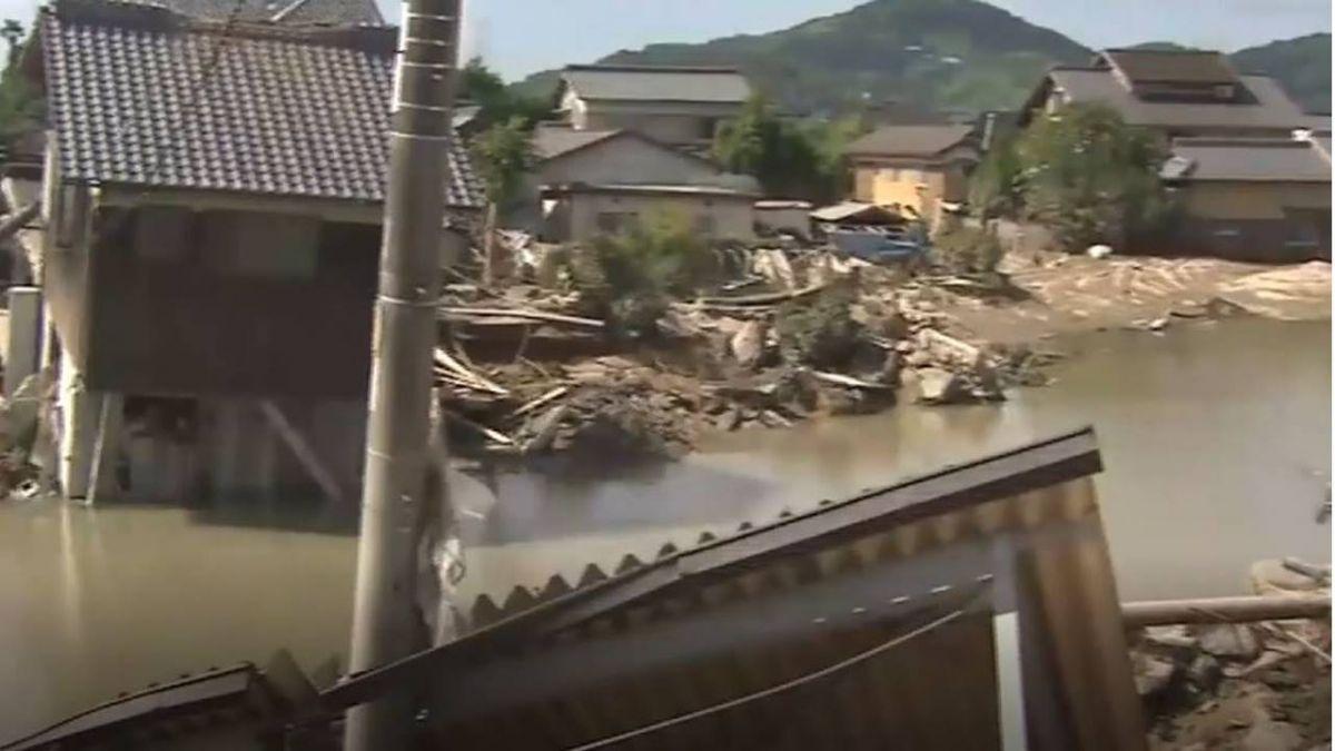 平成最慘水災! 異常豪大雨重創西日本
