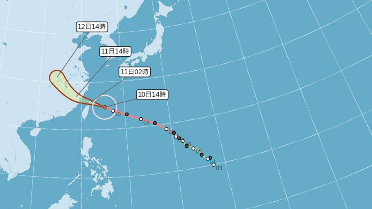 入夜陣風12級! 颱風瑪莉亞通過北北基 專家:好事一件