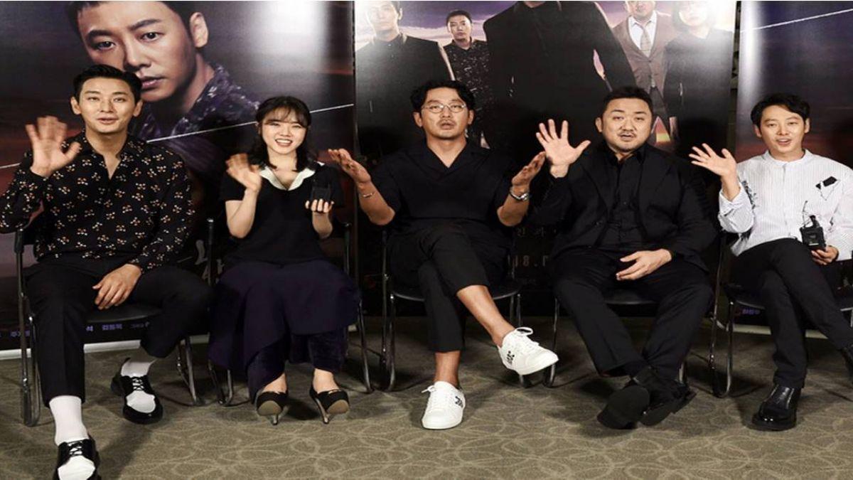 與神同行續集8月首映  眾韓星齊聚來台