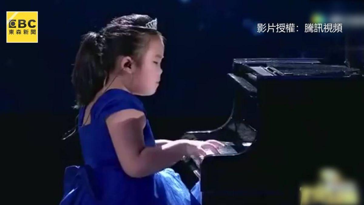 只花9天練成突變版《卡農》!6歲鋼琴神童快手飆高速