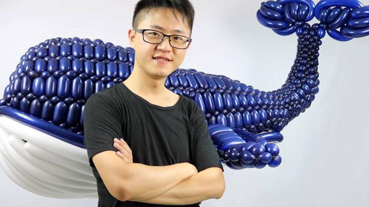 「台灣藍鯨」驚豔國際!美氣球大賽 宋俊霖奪冠