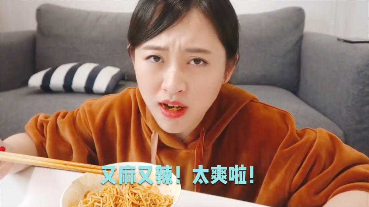 台泡麵吃膩?大陸網紅分享8淘寶美食 螺螄粉.燃麵 香辣重口味滿足味蕾