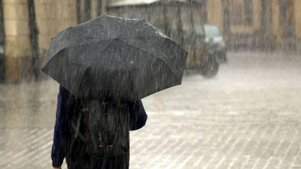 記得帶傘出門! 熱低壓環流影響  今晚東半部南部嚴防大雨