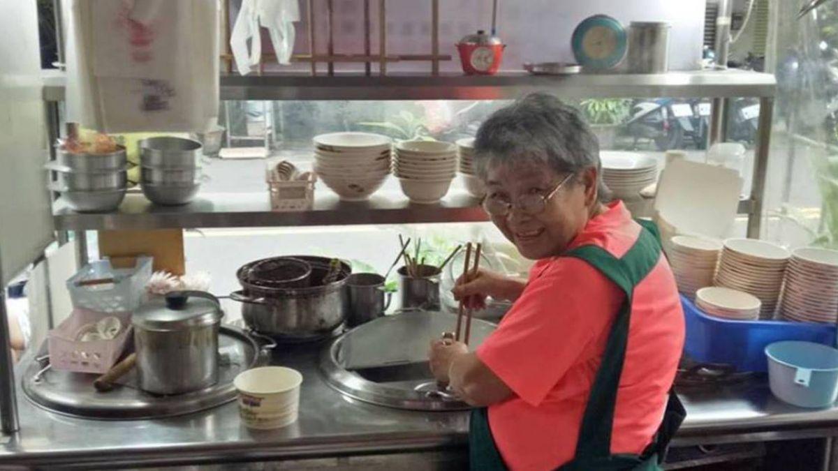 我想工作!為照顧病兒扛家計 76歲嬤咬牙:只求神明讓我健康