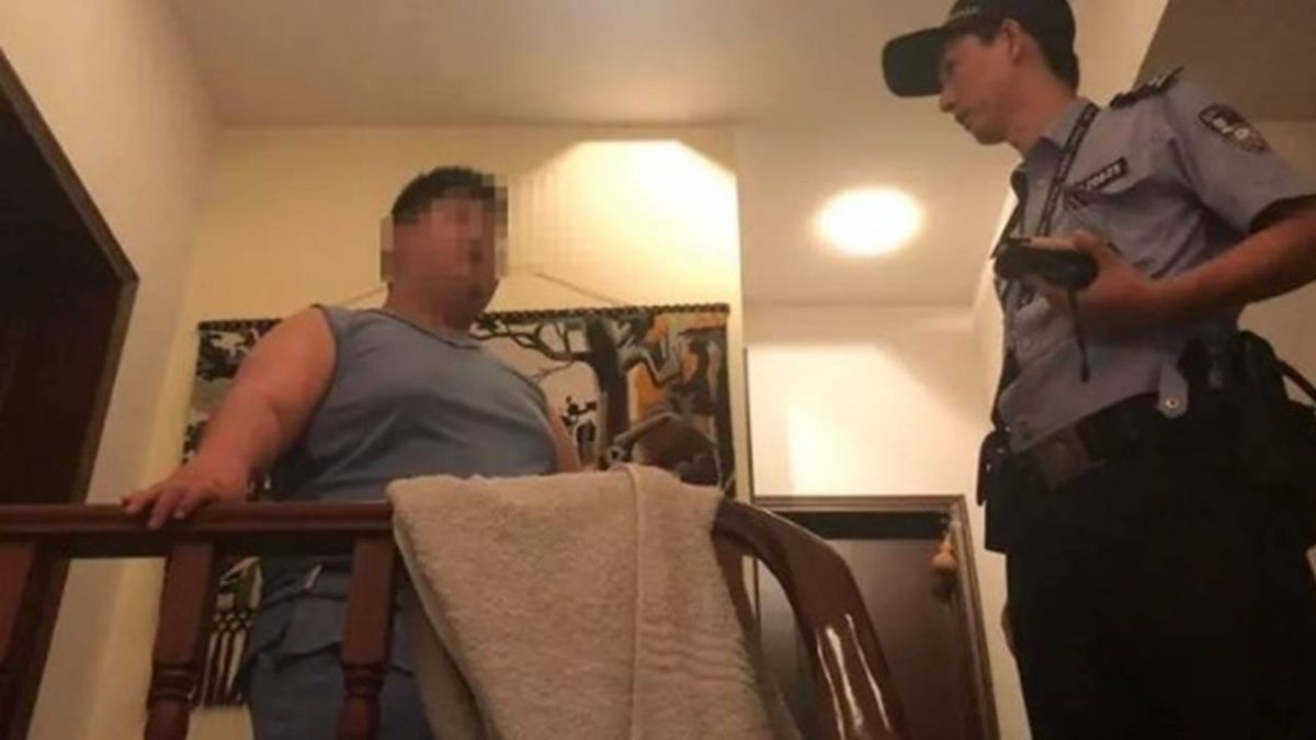 不想帶爸爸「吃雞」 150公斤男孩欲跳樓秒後悔 問警:你們行嗎?