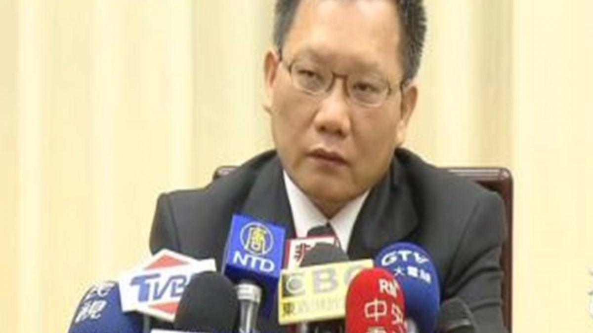 財政部長交接 蘇建榮:沒有高興的心情