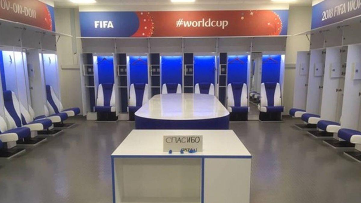 PO文讚日本休息室打掃乾淨  FIFA營運職員解職