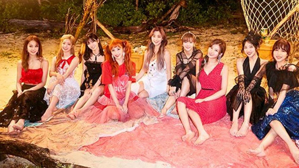 Twice強勢回歸!子瑜甜美雙馬尾小露事業線 MV破兩億點閱