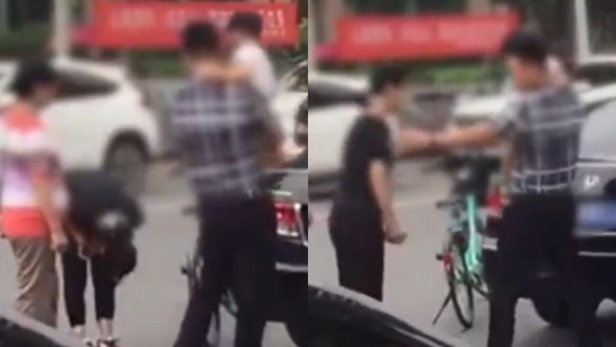 少女撞壞車「90度彎腰、掏錢」致歉 車主反安慰:乖沒事的
