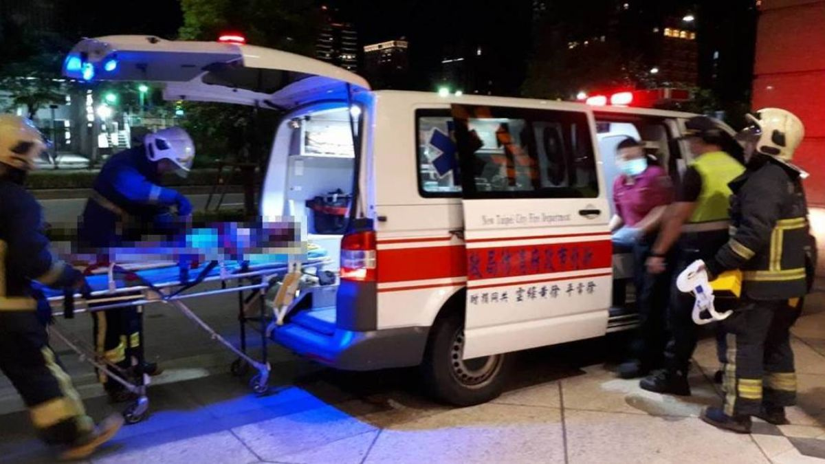 腦漿外溢!新莊10歲男童墜樓亡 管委會廣播急尋家屬