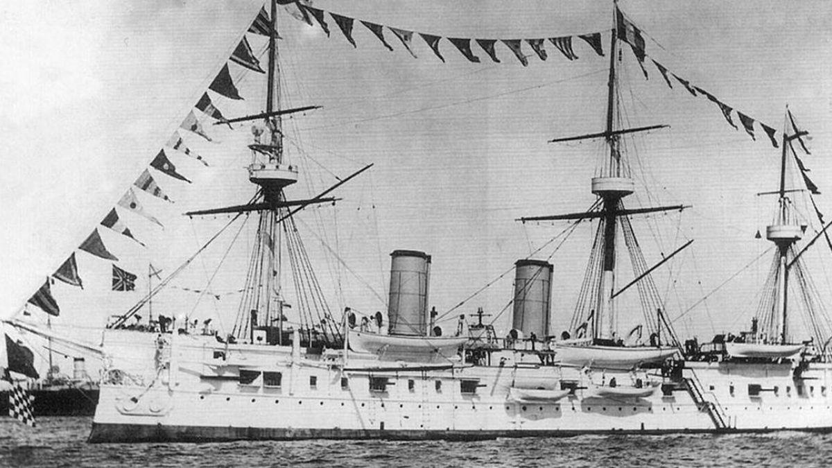 南韓打撈團隊 113年前日俄戰爭沈船找到了!傳內藏4兆黃金