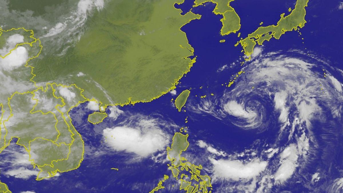 把握好天氣 安比颱風環流21日帶雨來
