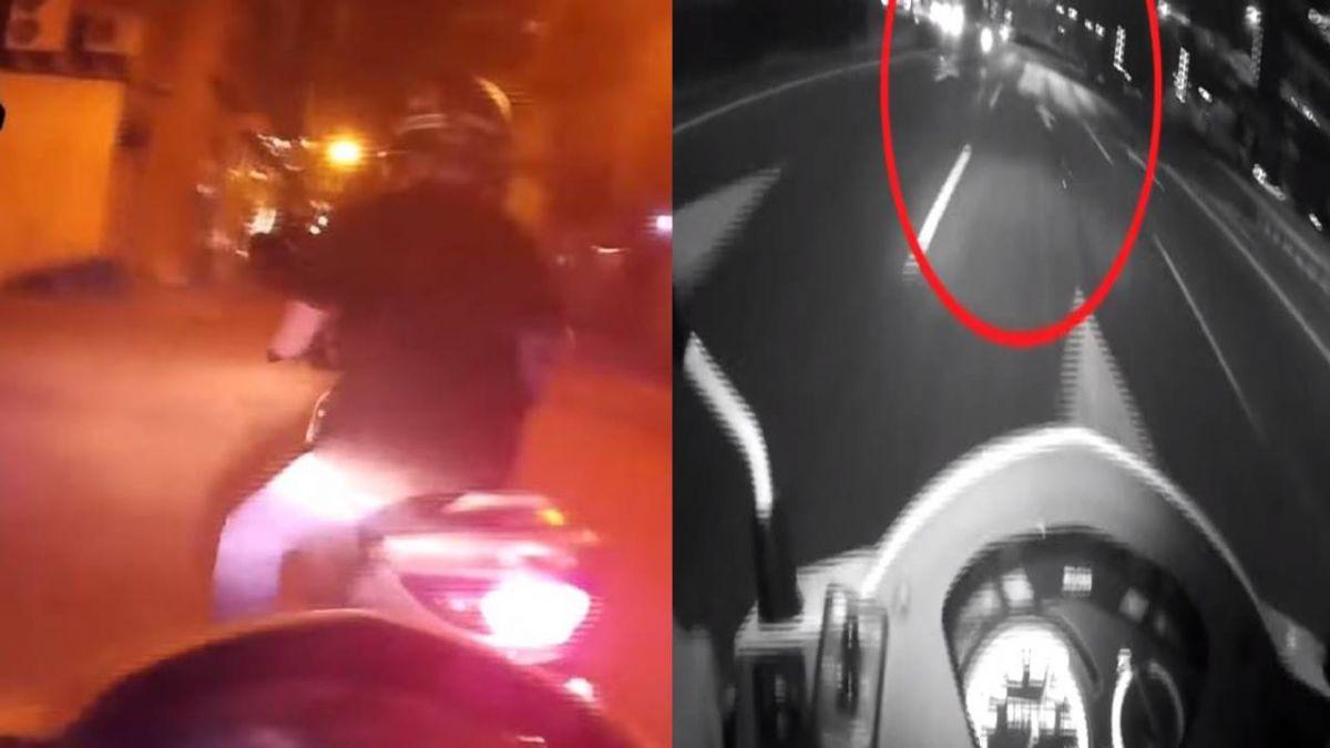 通緝犯騎贓車遇警盤查  一路闖紅燈逆向上快速道路