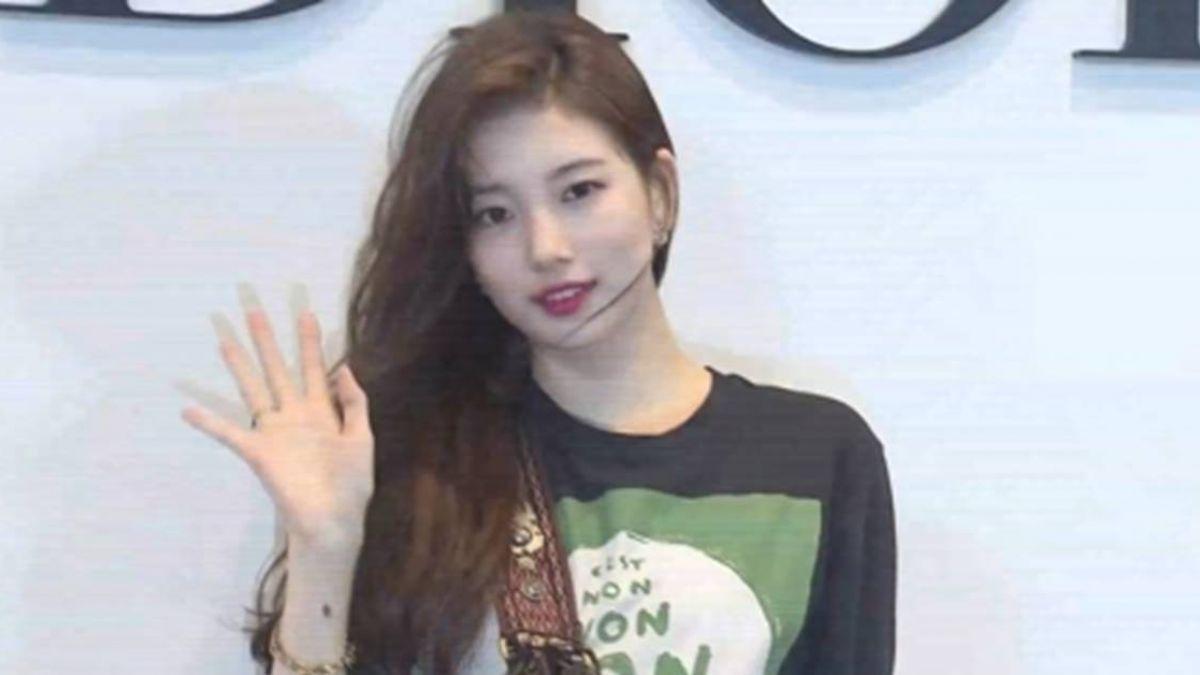 國民初戀韓女星秀智來台!參加品牌開幕派對