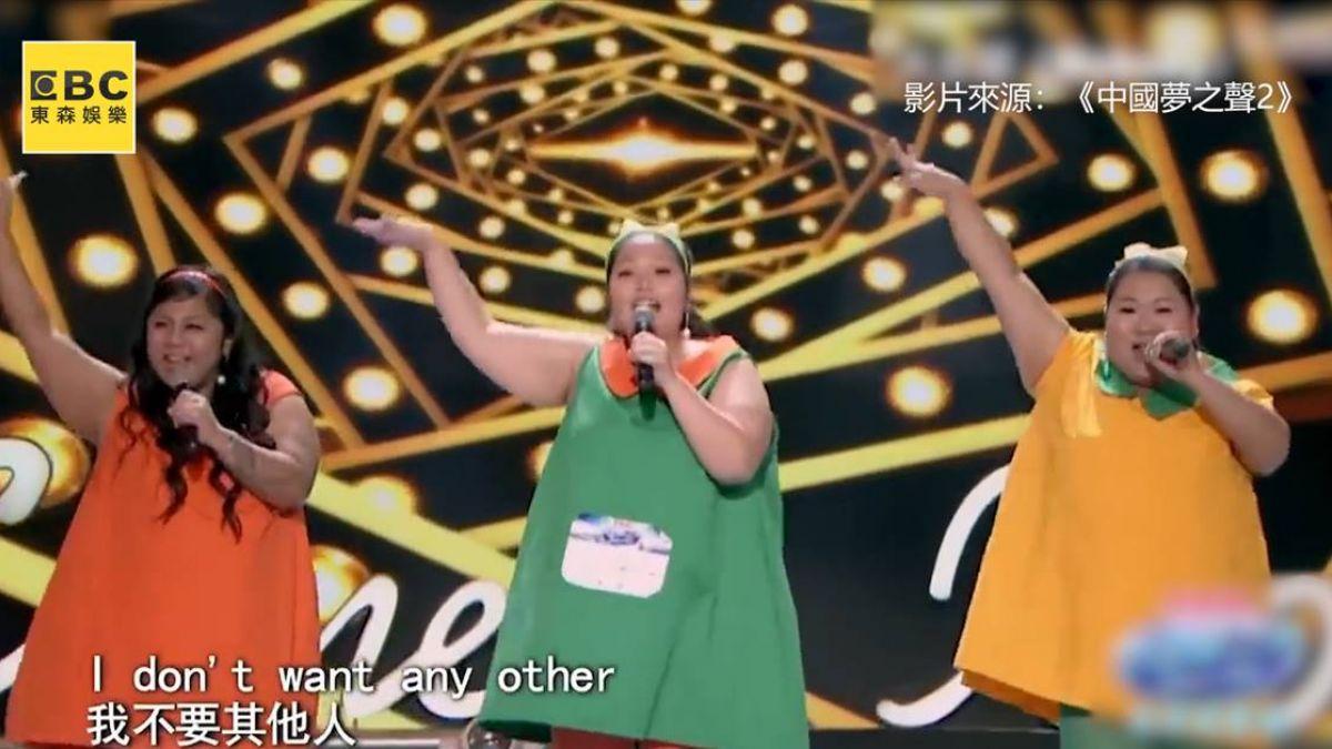 台灣重量級美聲「大女孩」重新翻唱《NOBODY》驚豔全場