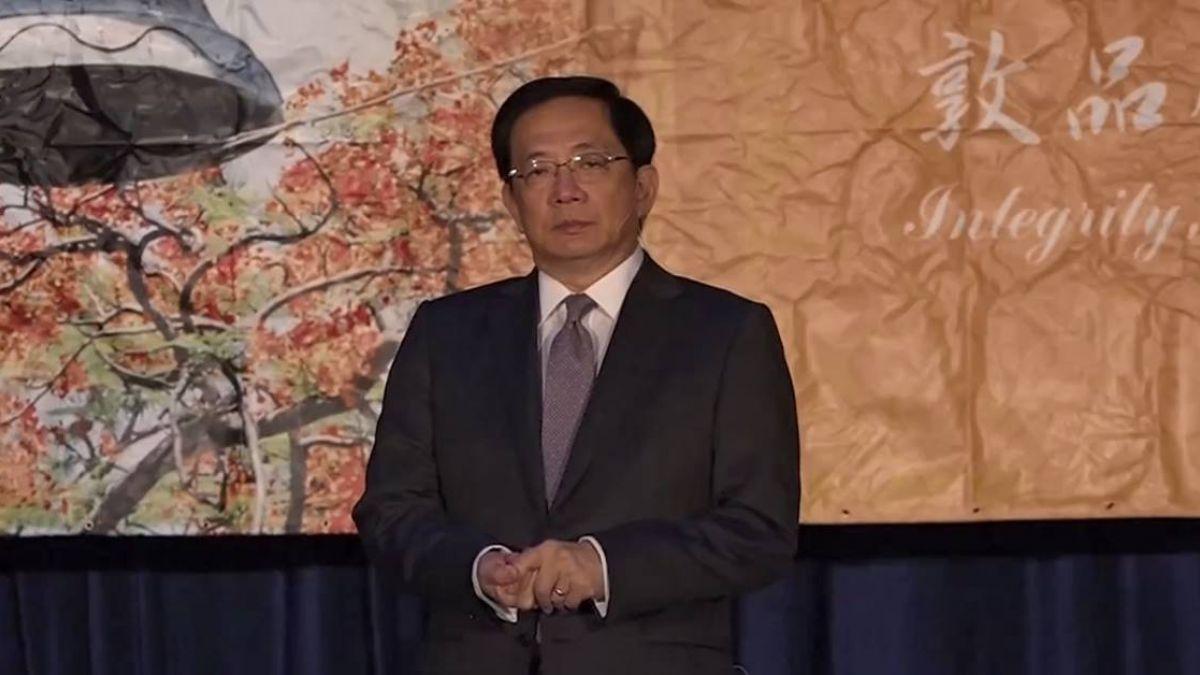 管中閔美演說 「台大新價值」加「台灣新意志」