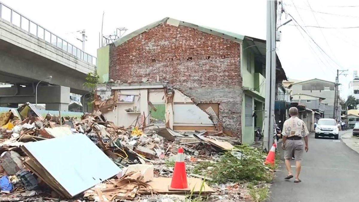 蔣月惠捍衛家園!公勇路拆遷惹議 居民不捨:住了7、80年