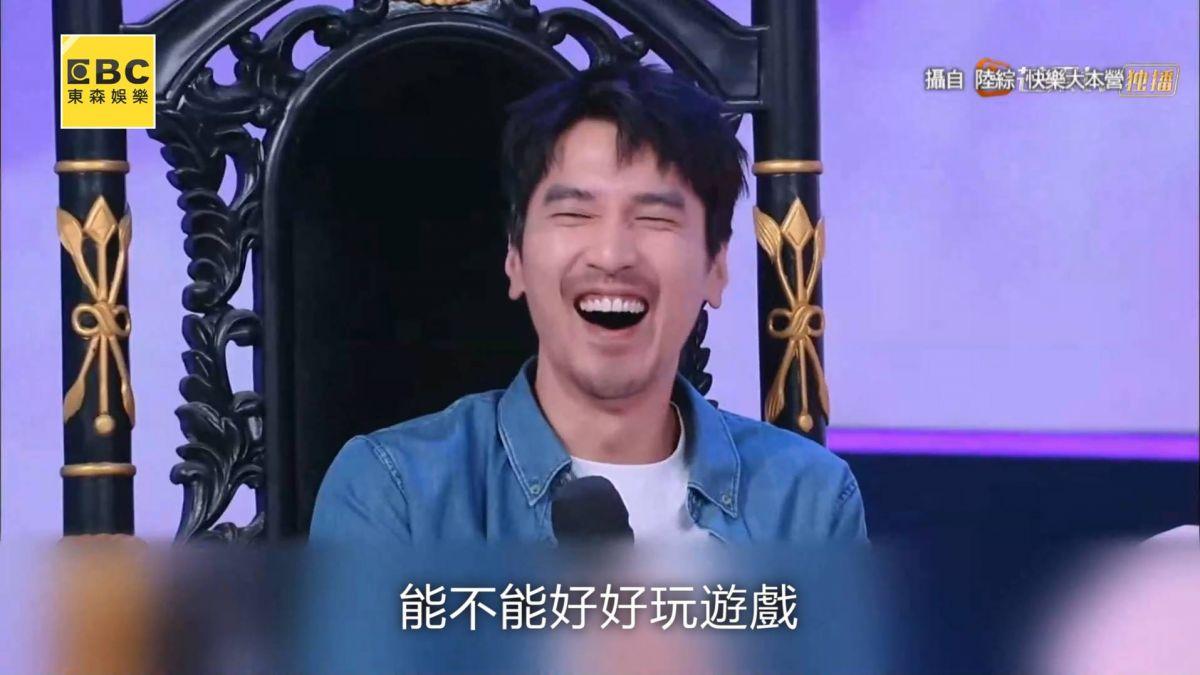 墨鏡呢?趙又廷太閃來賓受不了 阮經天:可以好好玩遊戲嗎?