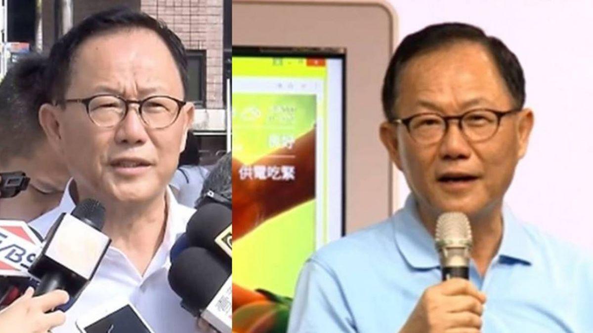 公布競選主視覺 國民黨選將丁守中:要降魔