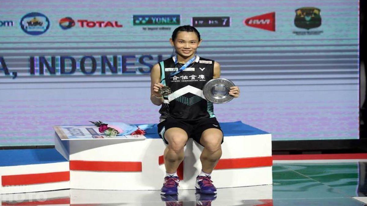戴資穎戰力大躍進  挑戰中華羽球隊首面亞運金牌