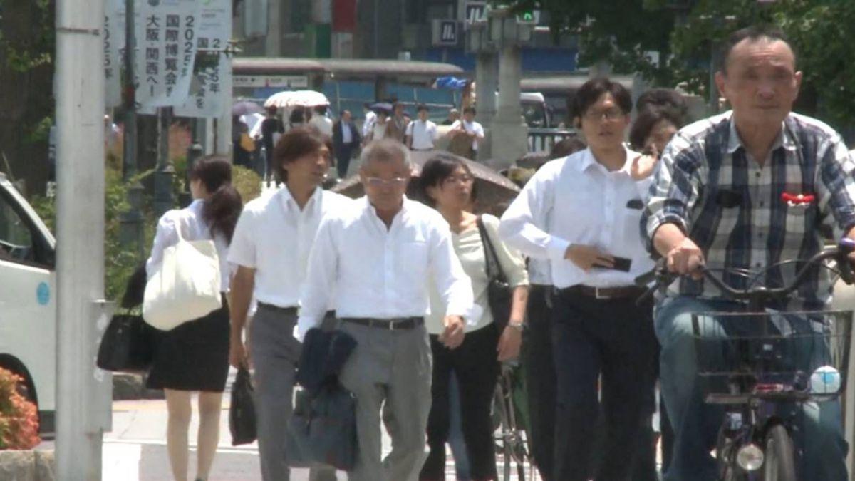 日本高溫一週65死 今年恐破千人大關
