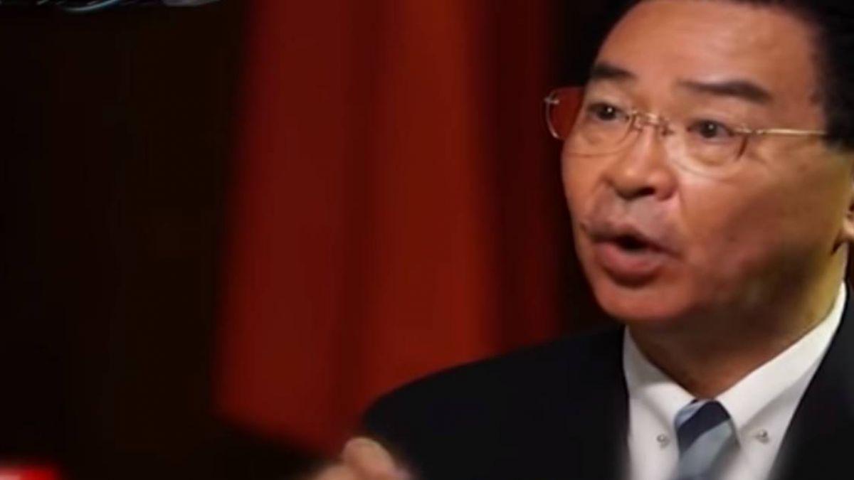 若無美持續支持 吳釗燮:台易遭中國武力占領