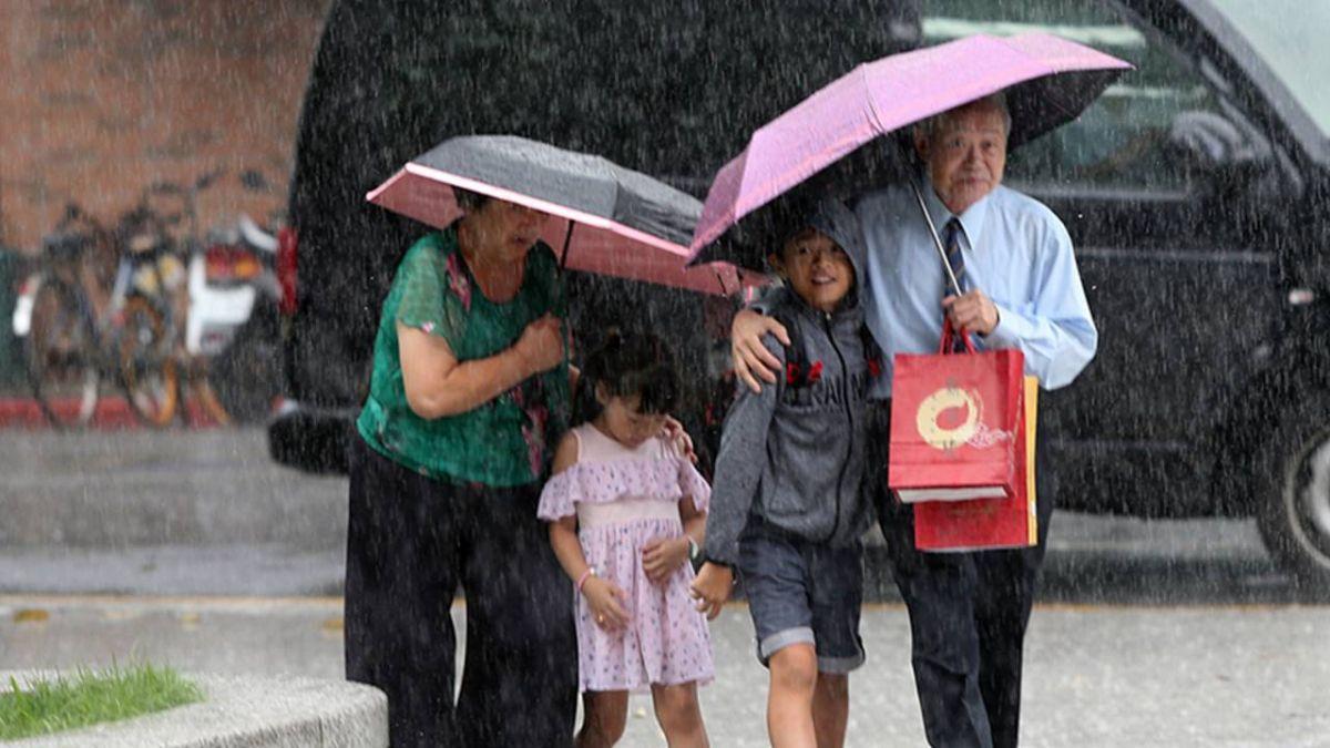 雲雀颱風形成 直接影響台灣機率低