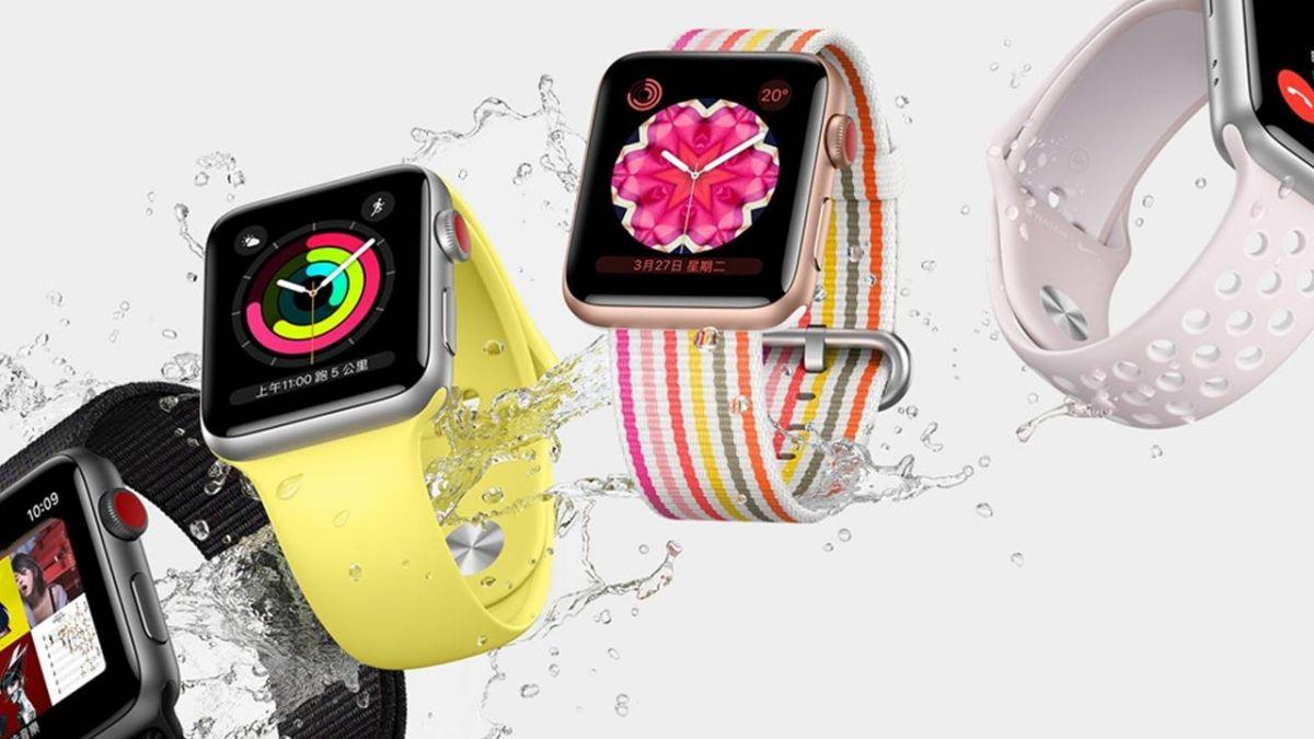 Apple Watch也能防曬 這技術露玄機