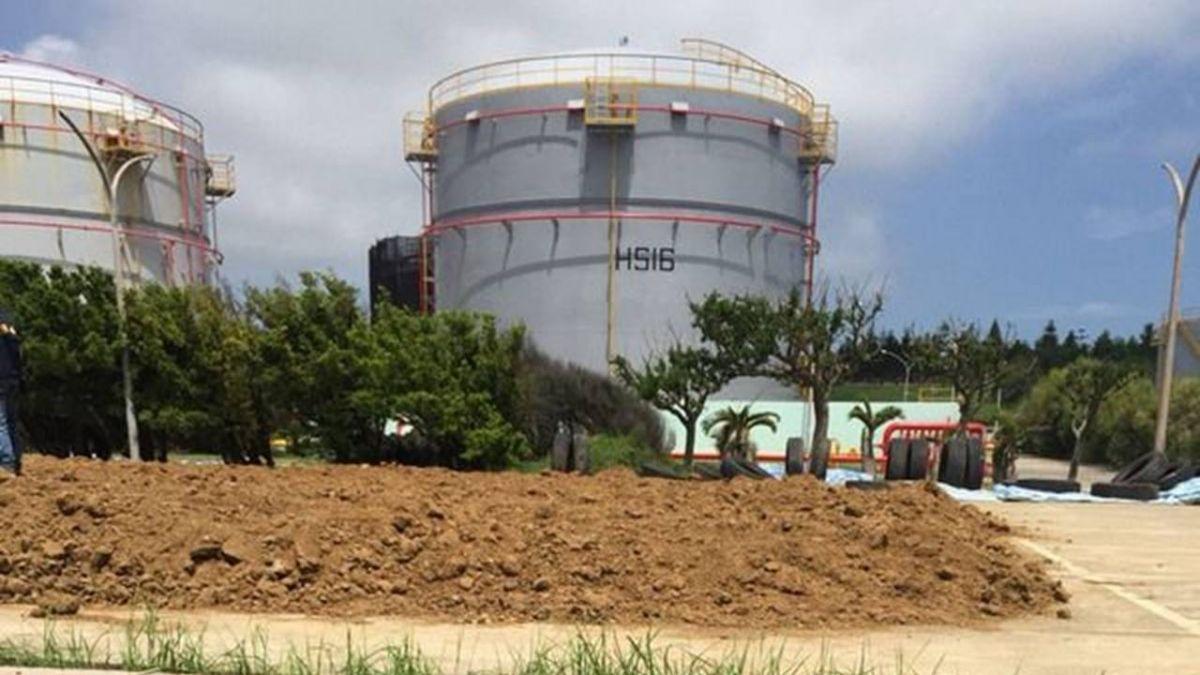 中油湖西油庫漏油 整治工作估花21個月